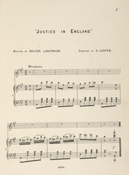 Justice In England part 03